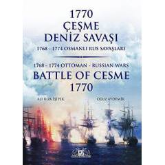 1770 �E�me Deniz �ava�� - Battle Of Cesme