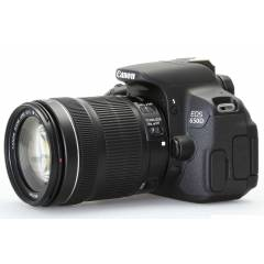 Canon 650D 18-55mm Kit Lens Foto�raf Makinas�