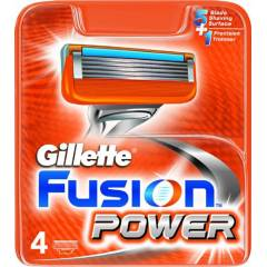 Gillette Fusion Power Yedek T�ra� B��a�� 4'l�