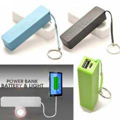 Power Bank 2600 mAh ( I��kl� ) T�m Telefonlara