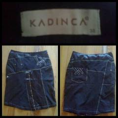 XL TH�NKS SATEN BLUZ 46 BEDEN.