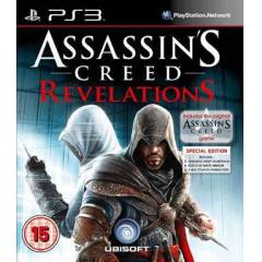 ASSASSINS CREED REVELATIONS PS3 �OK F�YATA