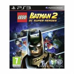 LEGO BATMAN 2 DC SUPER HEROES PS3 �OK F�YAT