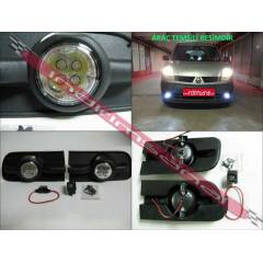 OPEL ASTRA G 98-03 G�ND�Z DRL POWER LED S�S FARI