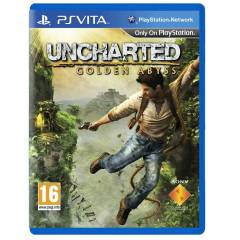 Uncharted Golden Abyss PS VITA OYUN