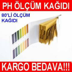 PH TEST KA�IDI, PH METRE, PH KA�IT, PH �L��M