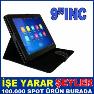 9'' IN� STANDLI TABLET PC KORUYUCU KILIF