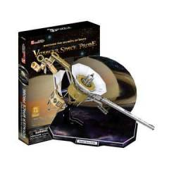 Voyager Space Probe 3d paz�l yeni