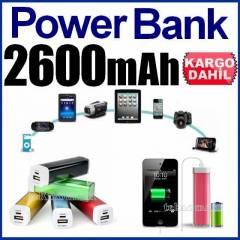 IPHONE �ARJ ALET� TA�INAB�L�R POWERBANK C�HAZI