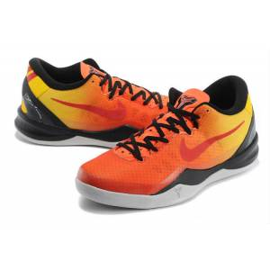 NIKE KOBE 8 SYSTEM GC ORANGE 43 NUMARA