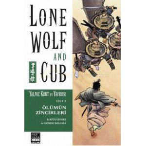 Lone Wolf and Cub Say�: 8 �l�m�n Zincirleri
