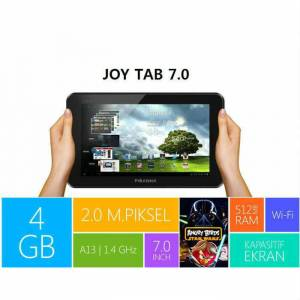 Piranha Joy Tab 7'' 4.2  Tablet PC+Klavye Hediye