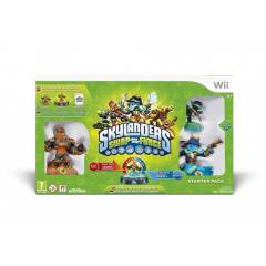 Wii SKYLANDERS SWAP FORCE Starter Pack OR�J�NAL