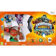 Wii SKYLANDERS Giants Starter Pack OR�J�NAL-PAL