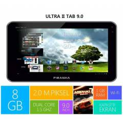 "Piranha Ultra Tab 9"" 8GB Tablet (�ift �ekirdek)"