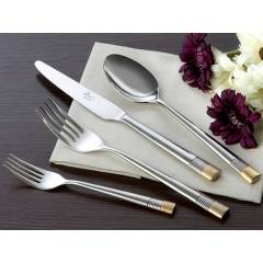 B�EV W&B - VERONA SATIN GOLD, 89 PAR�A �KB SET�