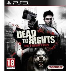 DEAD TO RIGHTS RETRIBUTION PS3 �OK F�YATA KA�MAZ