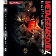 METAL GEAR SOLID 4 PS3 �OK F�YATA KA�MAZ