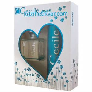 Cecile �ris Bayan Parf�m Set 100ml
