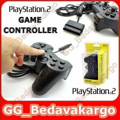 PS2 JOYSTICK GAMEPAD S�YAH OYUN KOLU T�TRE��ML�