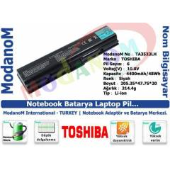 Toshiba Satellite PA3817U-1BRS Battery Batarya