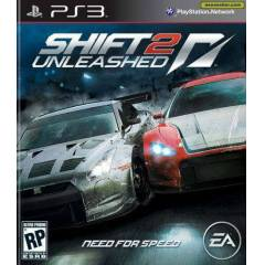 NEED FOR SPEED SHIFT 2 UNLEASHED PS3 �OK F�YATA