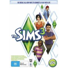PC THE SIMS 3 ORiJiNAL ANA PAKET KUTULU SIFIR