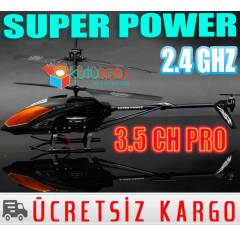 Super Power 3.5 Ch Uzaktan Kumandal� Helikopter