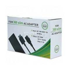 XBOX 360 ADAPT�R SLIM 220V. SIFIR THE END GAME
