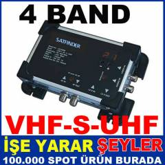 SF06 SATF�NDER 4 BAND M�N� MOD�LAT�R AS-400