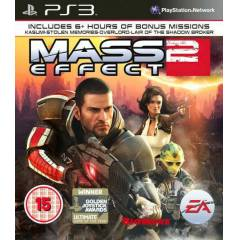 MASS EFFECT 2 PS3 �OK F�YATA KA�MAZ