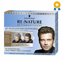SCHWARZKOPF RE-NATURE ERKEK MEDIUM - A�IK TONLAR