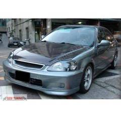 Honda Civic 96-98 TYPE-R �N TAMPON EK�
