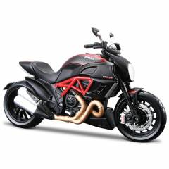 Maisto 1:12 Ducati Diavel Carbon Model Motorsikl