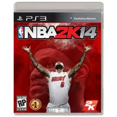 NBA 2K14 PS3 PAL King James DLC Euroleagueli