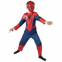 Spiderman �ocuk Kost�m� 5-6 Ya� Ultimate �zel Se