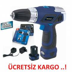 Einhell BT-CD 10,8 L�on Ak�l� Vidalama