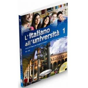 L'Italiano All' Universita 1 +CD (�talyanca