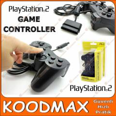 PS2 Oyun Kolu Gamepad Titre�imli Analog