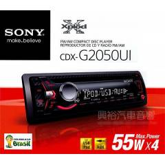 SONY CDX-G2050U� USB G�R��L� OTO CD/MP3 �ALAR
