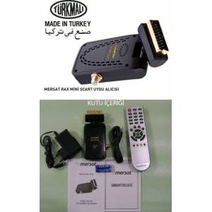 Mersat Mini Uydu Al�c�s� / Lcd / Led Tv Uydu