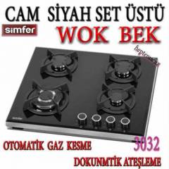 S�MFER 3032 D SET�ST� D�RTL� CAM OCAK DO�ALGAZLI