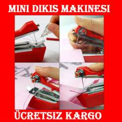 Mini Diki� Makinesi