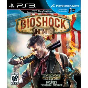 BIOSHOCK INFINITE PS3 OYUN WORLDBAZAAR