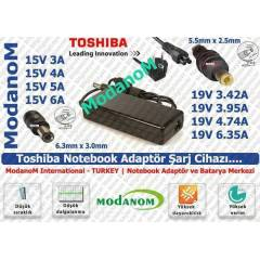 Toshiba Satellite L505-GS5035 Adapt�r 19v 4.74a