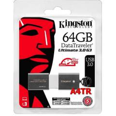 KINGSTON 64GB USB 3.0 USB BELLEK DTU30G3/64GB