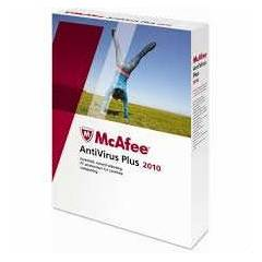 McAfee Antivir�s Plus 2010 1PC 1 YIL KARGOBEDAVA