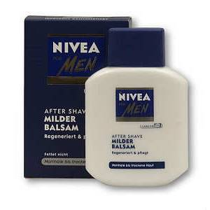 NIVEA For MEN After Shave MILDER BALSAM 100 ml.