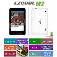 EZCOOL M2 DUAL CORE 512MB 8GB 7 HD AND 4.2 BYZ