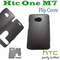 Htc One M7 K�l�f Flip Cover